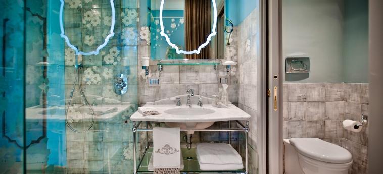Hotel Chateau Monfort: Salle de Bains MILAN