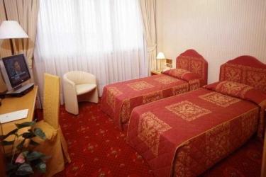 Air Hotel Linate: Habitación MILÁN