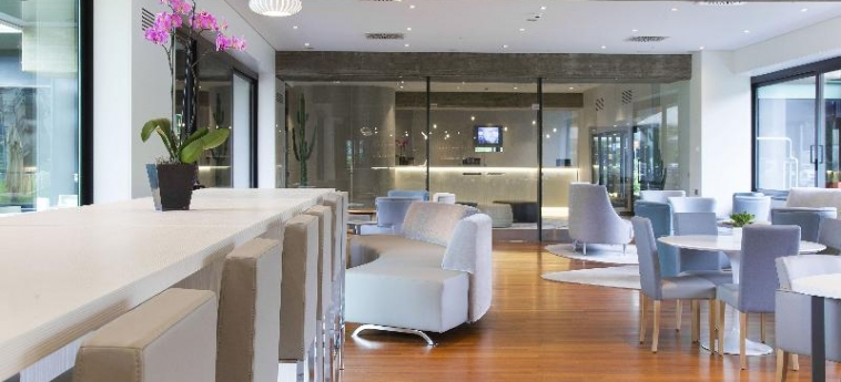 Hotel Nh Milano Congress Centre: Bar MILAN
