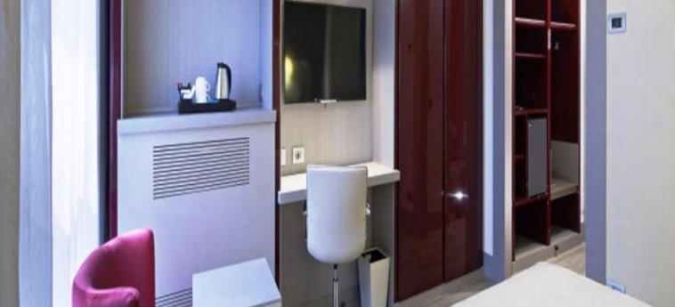 Hotel Nh Milano Congress Centre: Chambre MILAN