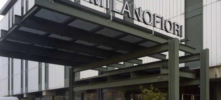 Hotel Nh Milano Congress Centre: Exterieur MILAN