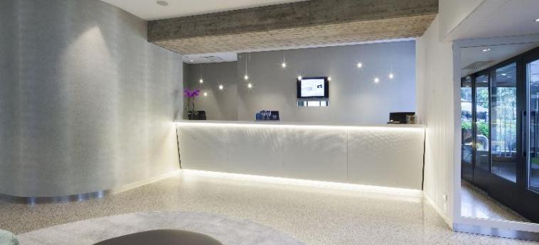 Hotel Nh Milano Congress Centre: Lobby MILAN