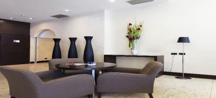 Hotel Nh Collection Milano Porta Nuova: Lobby MILÁN