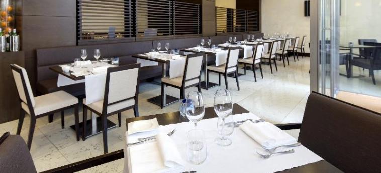 Hotel Nh Collection Milano Porta Nuova: Restaurante MILÁN