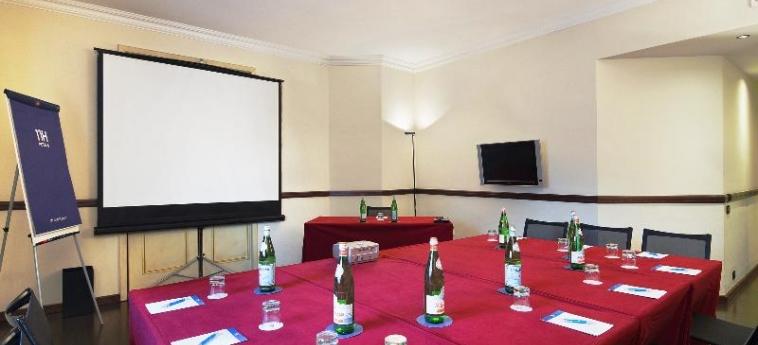Hotel Nh Collection Milano Porta Nuova: Sala de conferencias MILÁN