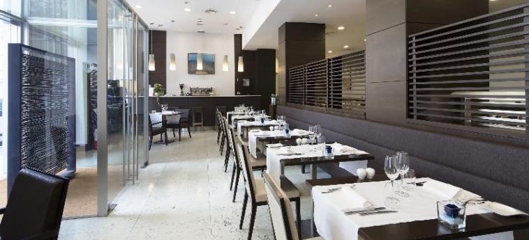 Hotel Nh Collection Milano Porta Nuova: Restaurant MILAN