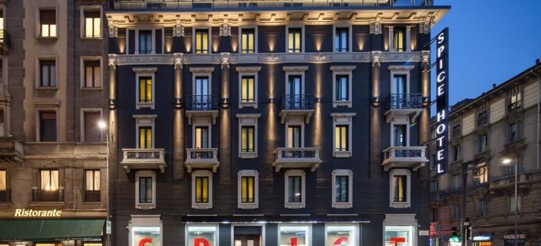 Spice Hotel Milano: Extérieur MILAN