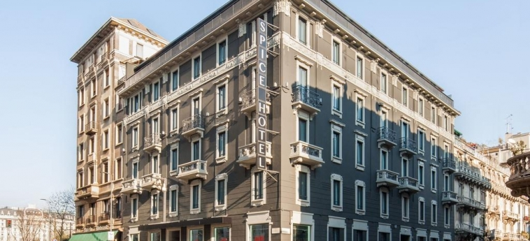 Spice Hotel Milano: Exterieur MILAN