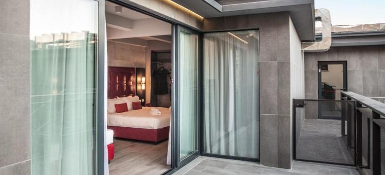 Spice Hotel Milano: Solarium MILAN
