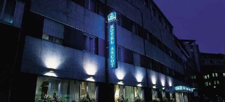 Hotel Ascot: Exterior MILAN