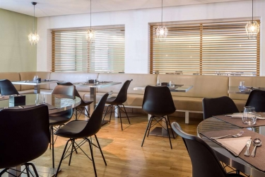 Una Hotel Tocq: Business Centre MILAN