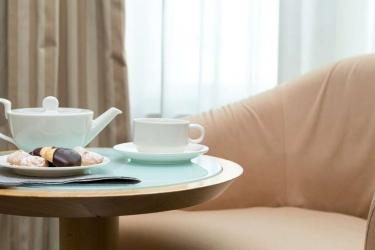 Una Hotel Tocq: Chambre d'amis MILAN