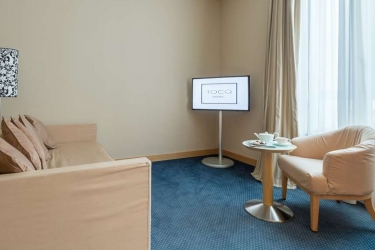 Una Hotel Tocq: Chanbre MILAN