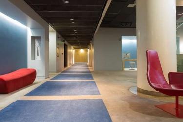 Una Hotel Tocq: Lobby MILAN