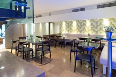 Una Hotel Tocq: Restaurant MILAN