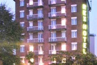 Hotel Rex: Exterior MILÁN