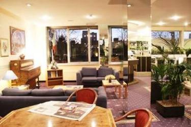 Hotel Rex: Lobby MILÁN