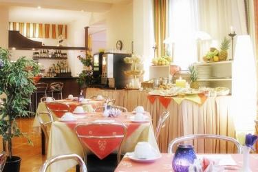 Hotel Rex: Restaurant MILAN