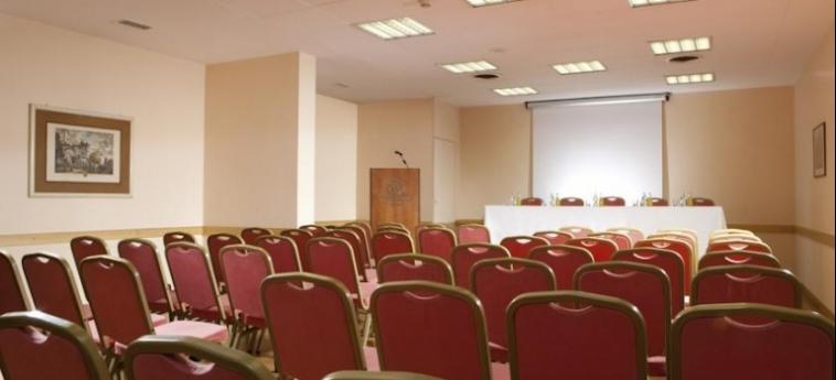 Hotel Raffaello: Meeting Room MILAN