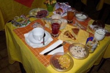 Albergo Giardino: Restaurante MILÁN