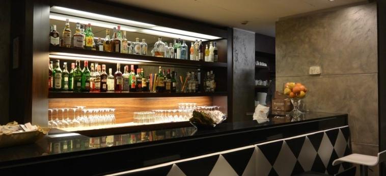 Hotel Metrò: Lounge Bar MILÁN