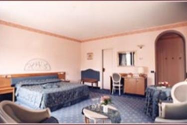 Hotel Villa Malpensa: Chambre de Luxe MILAN