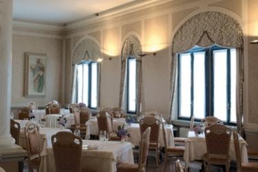 Hotel Villa Malpensa: Restaurant MILAN