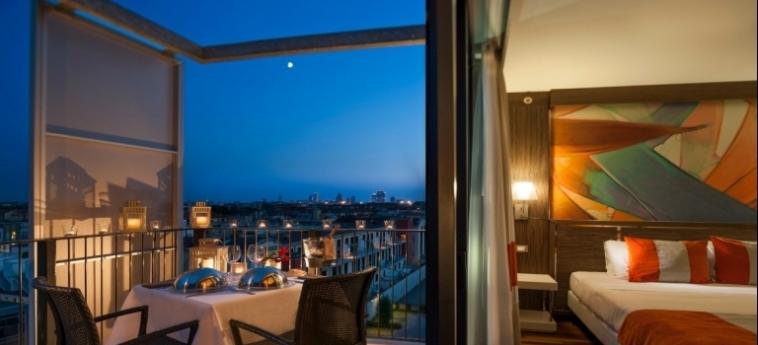 Hotel Ramada Plaza Milano: Chambre MILAN