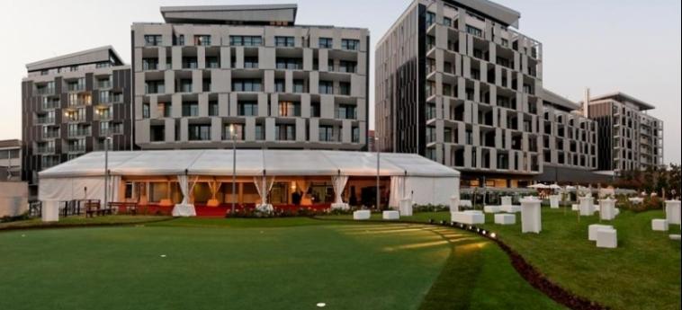Hotel Ramada Plaza Milano: Exterieur MILAN