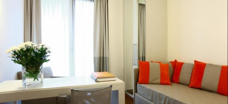 Hotel Ramada Plaza Milano: Salotto MILAN