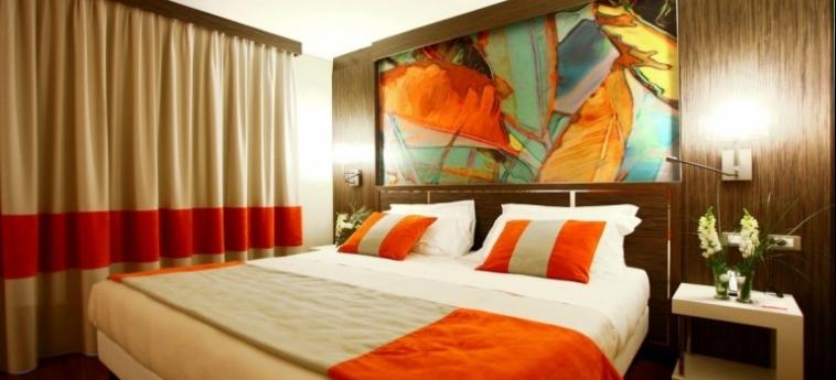 Hotel Ramada Plaza Milano: Standard Room MILAN