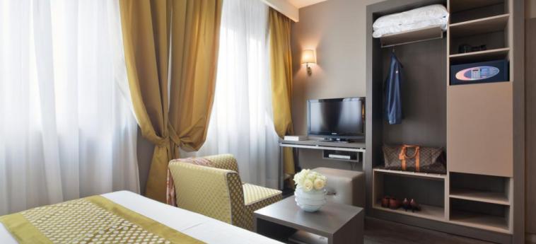 Hotel Mozart: Chambre Double MILAN