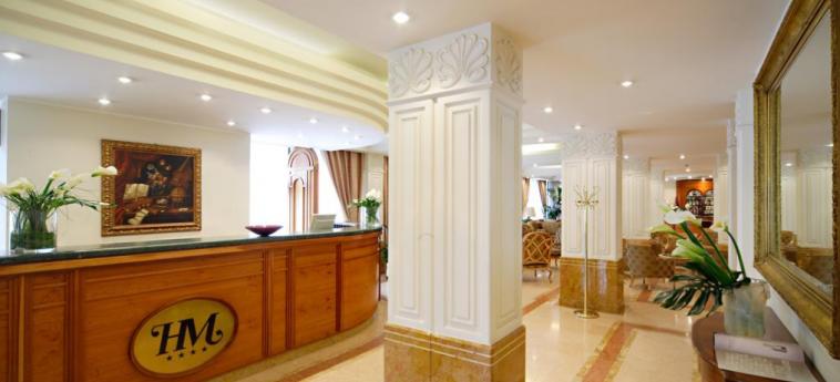 Hotel Mozart: Reception MILAN