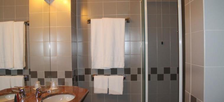 Hotel Mozart: Salle de Bains MILAN