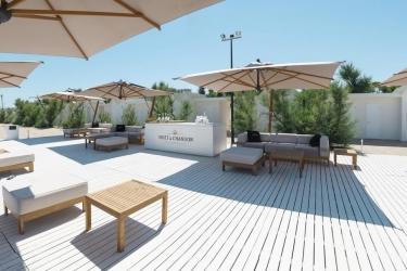 Hotel Villa Regina - Marepineta Resort: Bar Exterieur MILANO MARITTIMA - RAVENNA