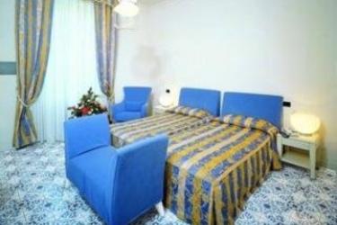 Hotel Villa Regina - Marepineta Resort: Chambre MILANO MARITTIMA - RAVENNA