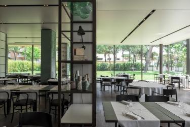Hotel Villa Regina - Marepineta Resort: Restaurant MILANO MARITTIMA - RAVENNA