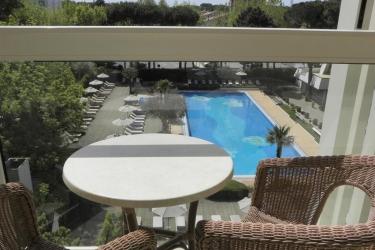 Hotel Villa Regina - Marepineta Resort: Terrasse MILANO MARITTIMA - RAVENNA