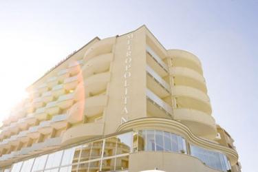 Hotel Color Metropolitan Beach Mi.ma: Dettagli Strutturali MILANO MARITTIMA - RAVENNA
