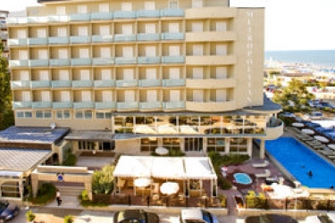 Hotel Color Metropolitan Beach Mi.ma: Exterior MILANO MARITTIMA - RAVENNA