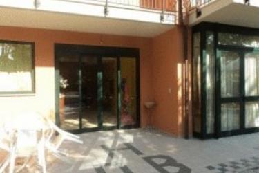Hotel Des Bains: Entrada MILANO MARITTIMA - RAVENNA