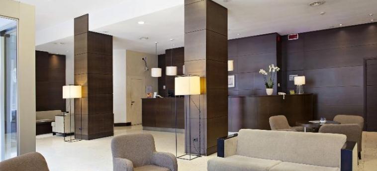 Hotel Nh Collection Milano Porta Nuova: Lobby MILANO