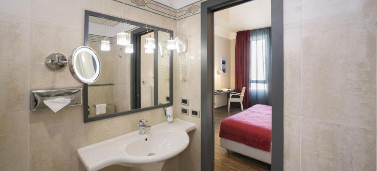 C-Hotels Atlantic: Bagno MILANO