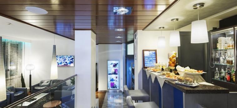 C-Hotels Atlantic: Bar Interno MILANO