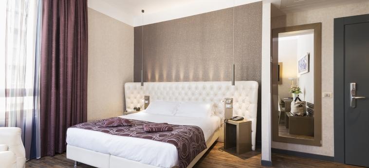 C-Hotels Atlantic: Camera Junior Suite MILANO