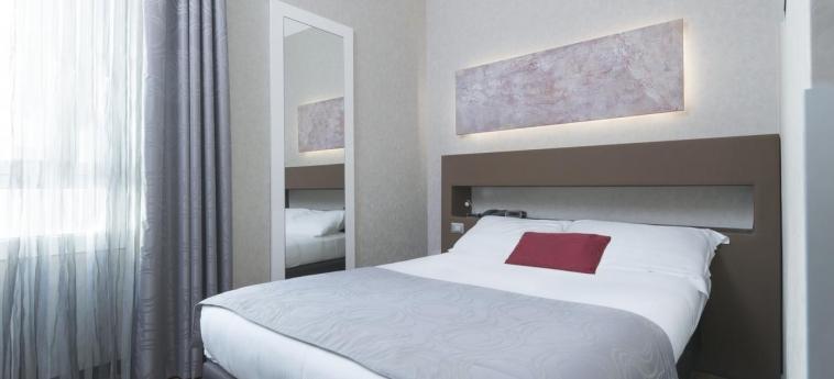 C-Hotels Atlantic: Camera Matrimoniale/Doppia MILANO