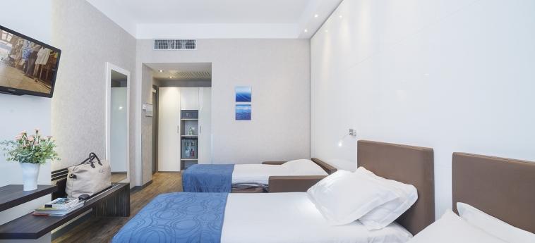 C-Hotels Atlantic: Camera Tripla MILANO