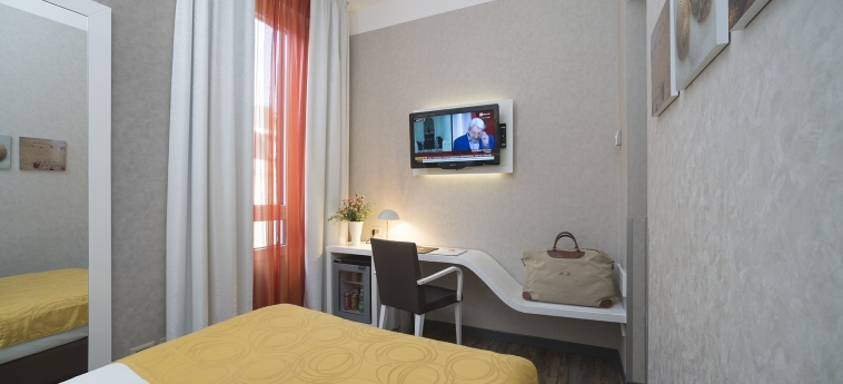 C-Hotels Atlantic: Particolare della Camera MILANO