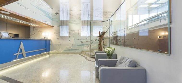 C-Hotels Atlantic: Reception MILANO