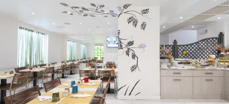 C-Hotels Atlantic: Sala Colazione MILANO